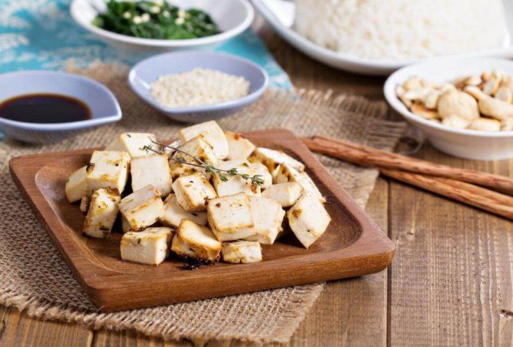 tofu peyniri