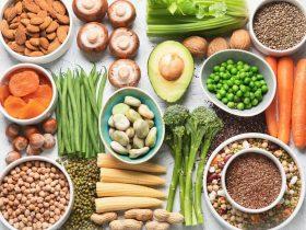 veganlar için demir kaynakları