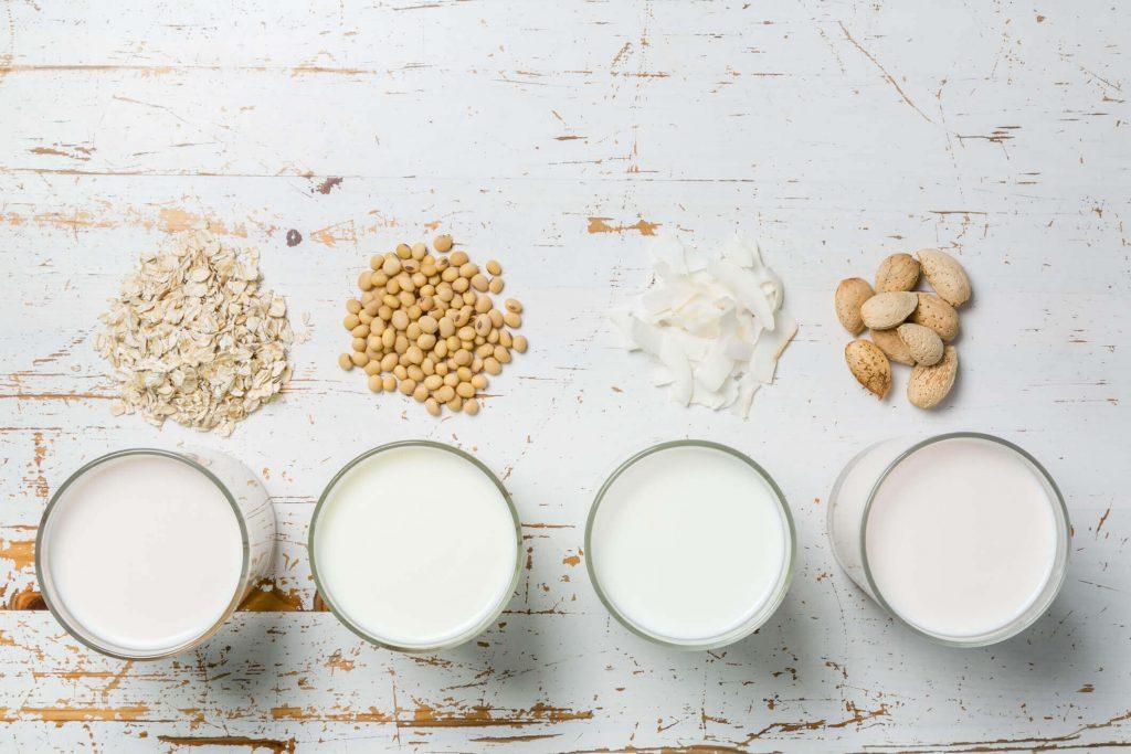inek sütü alternatifleri