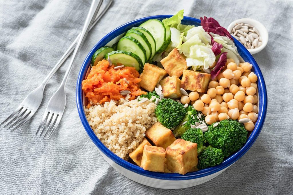 kilo verdiren vegan besinler