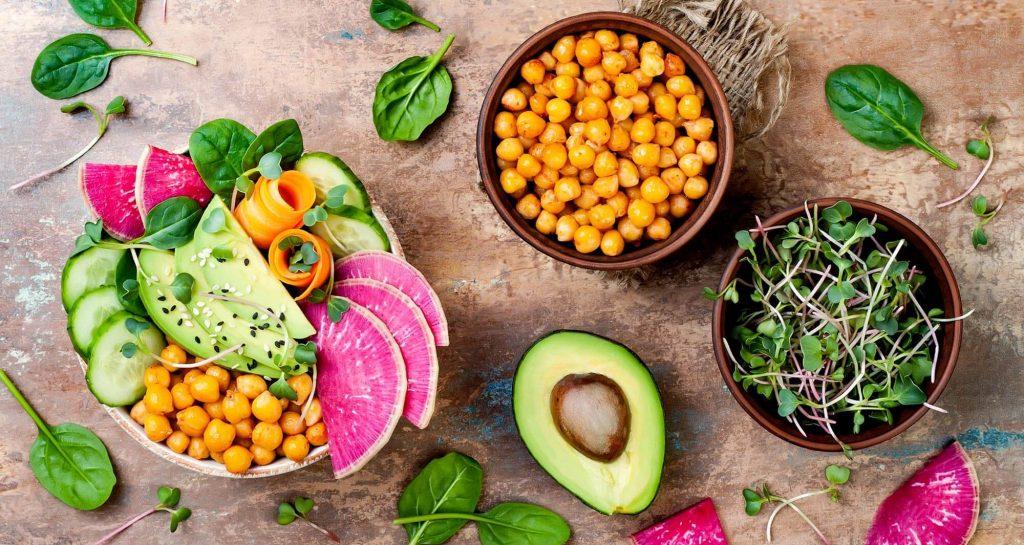 çiğ vegan beslenme