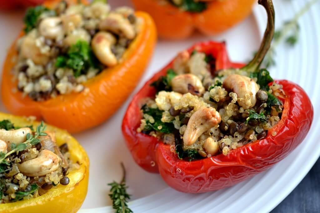 köz biberli maş fasulye salatası