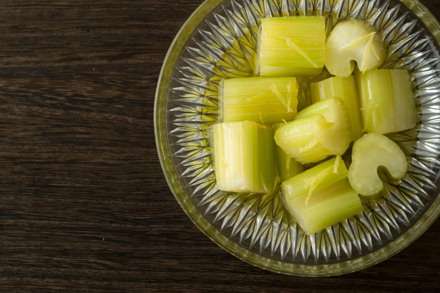 zeytinyağlı kereviz