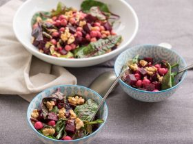 ayvalı pancar salatası