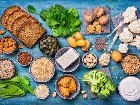 biotin içeren vegan yiyecekler