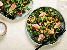 incir salatası