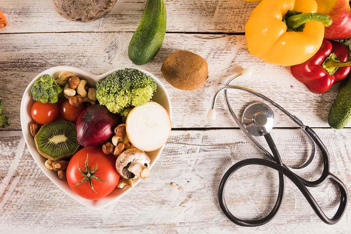kalbe iyi gelen vegan yiyecekler