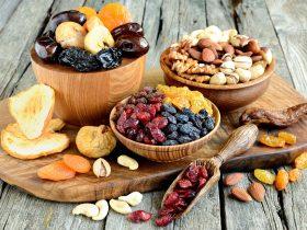 kuru meyvelerin faydaları