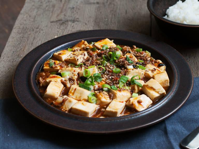 soya soslu susamlı tofu