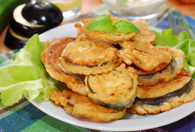 patlıcan tempura