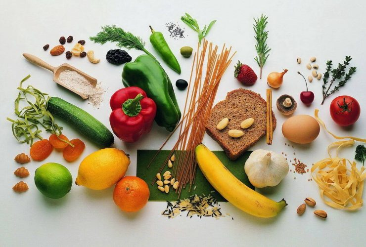A vitamini içeren vegan yiyecekler