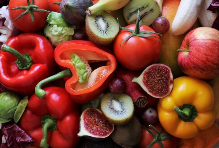 C vitamini kaynağı vegan