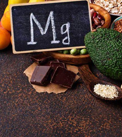 magnezyum içeren vegan yiyecekler