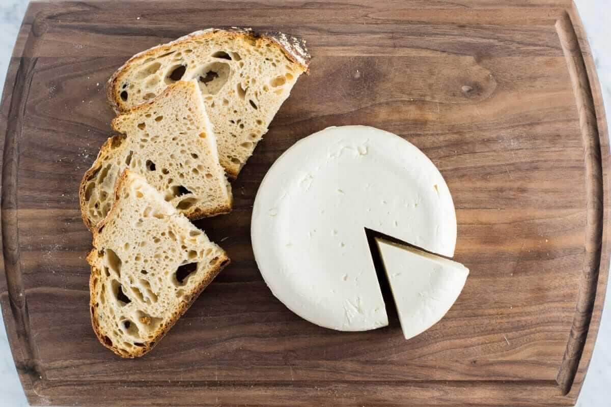 vegan mozzarella peyniri